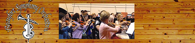 beaufort symphony orchestra header
